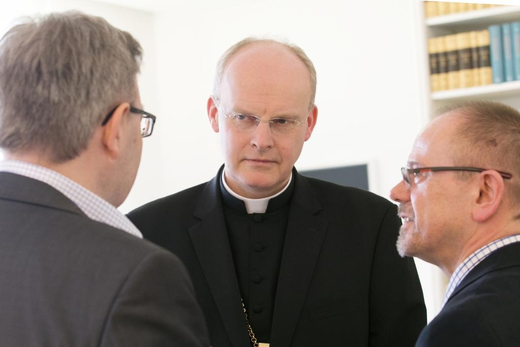 Bischof Dr. Franz-Josef Overbeck (Picture: Nicole Cronauge | Bistum Essen)
