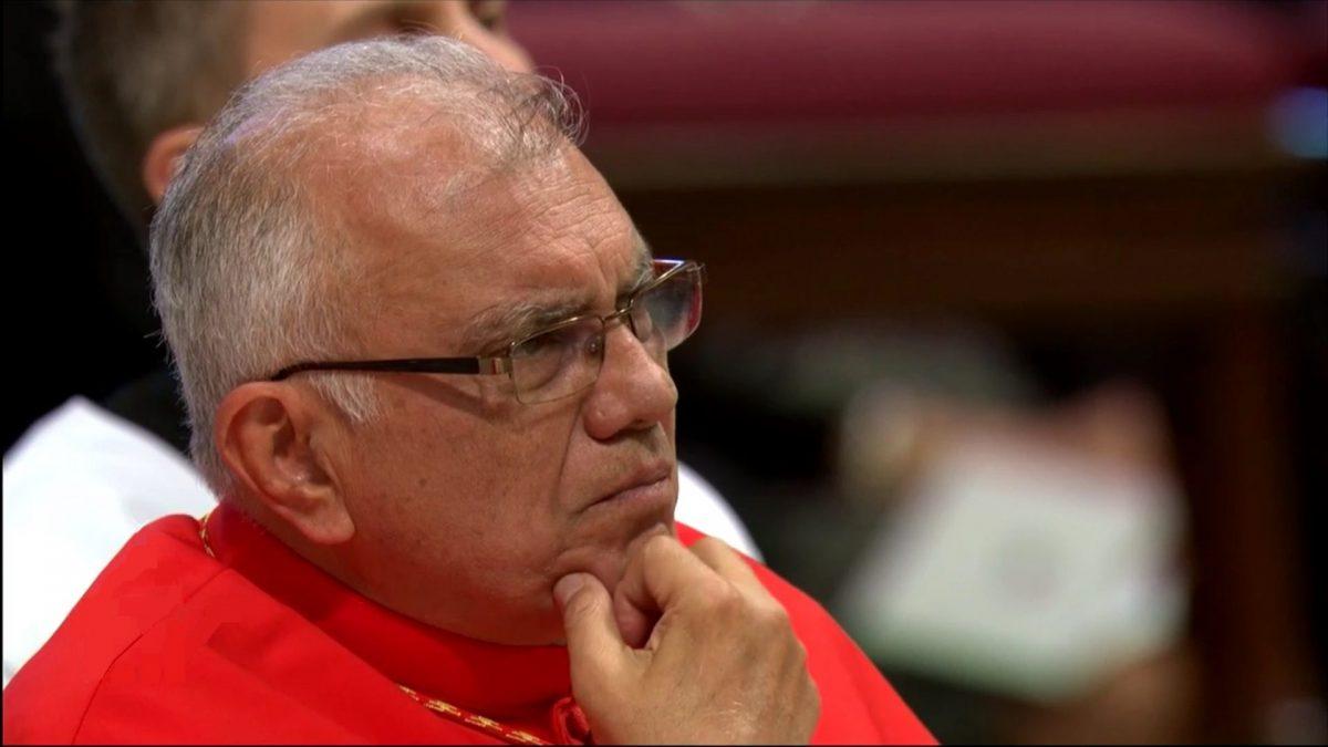 Cardinal Baltazar Porras Cardozo
